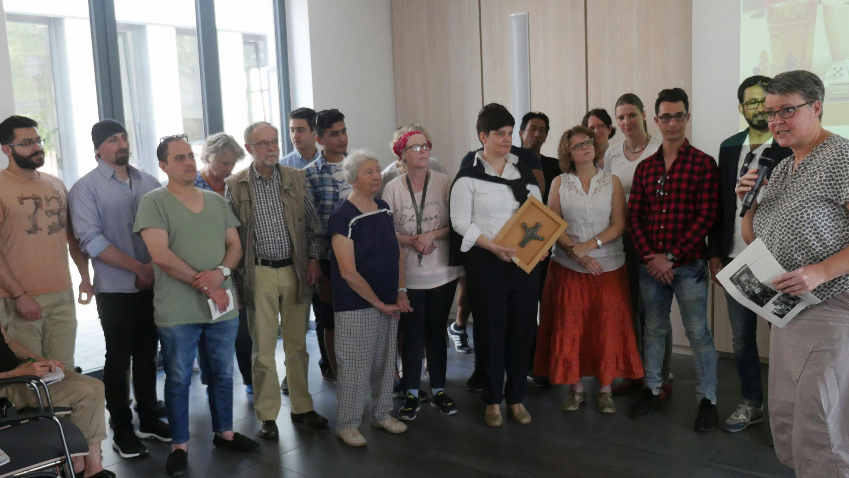 """""""cafe deutschland"""" gewinnt Senfkornpreis 2018"""